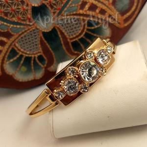 Ann Taylor Rhinestone Bracelet